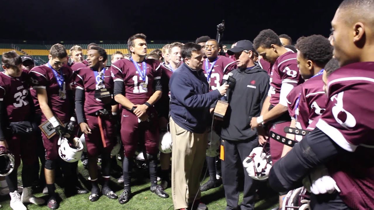 New Recruit Media LLC presents: 2015 Aquinas Football ...