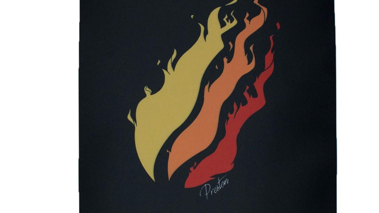 How To Draw Preston Fire Logo