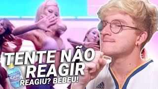 TENTE NÃO REAGIR AS MÚSICAS DE KPOP (girlgroup/solo)