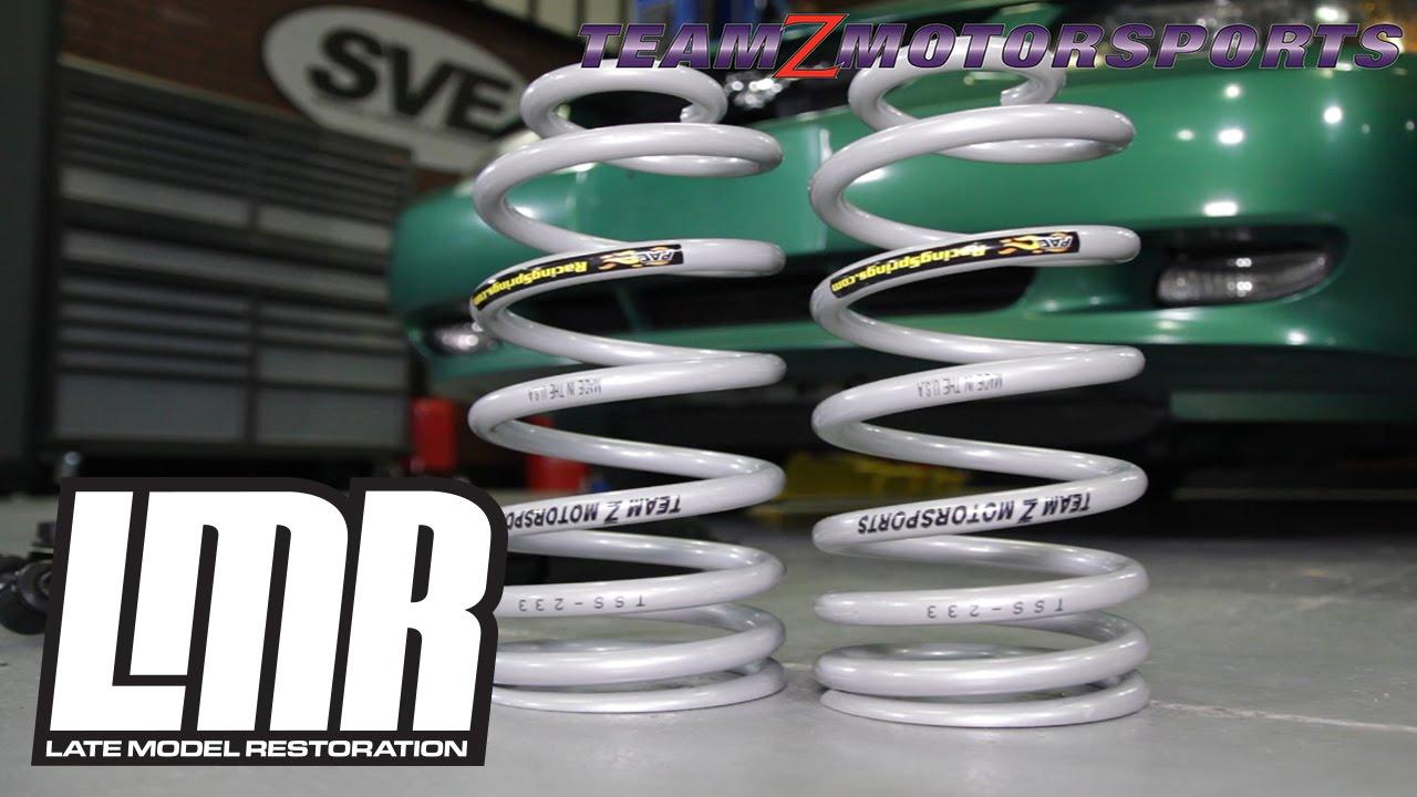Review: 1994-2004 Mustang Team Z Rear Drag Springs