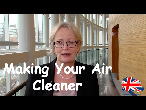 Julie Girling MEP: Making Your Air Cleaner