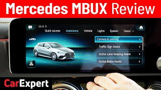 2020 MBUX infotainment + Mercedes Me app review. Best infotainment system on the market?