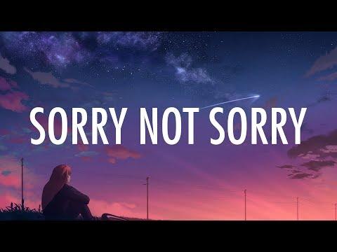 Demi Lovato – Sorry Not Sorry (Lyrics) 🎵