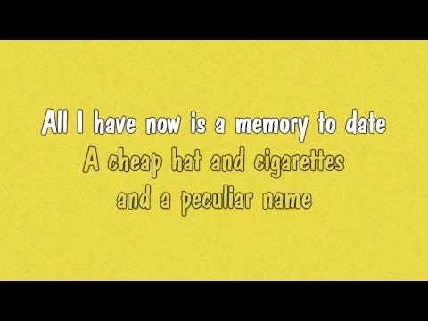 Green Day - Haushinka lyrics