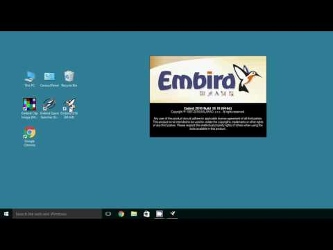 How To Install And Register Embird Studio In Windows 10