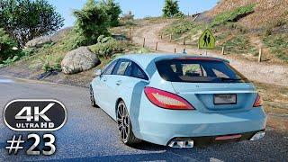 Grand Theft Auto 5 Gameplay Walkthrough Part 23 - GTA 5 (PC 4K 60FPS)