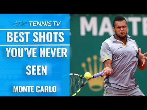 Best Monte Carlo ATP Rallies You've Never Seen