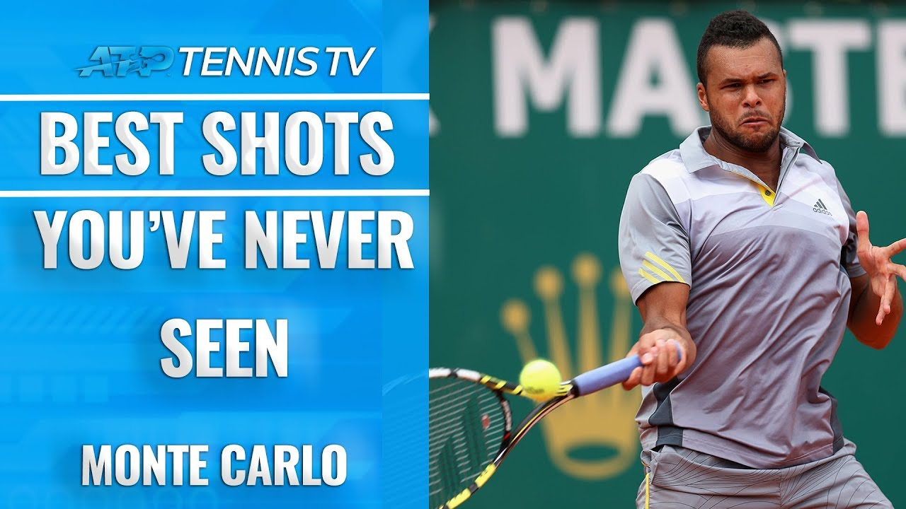 Best Monte Carlo ATP Rallies You've Never Seen