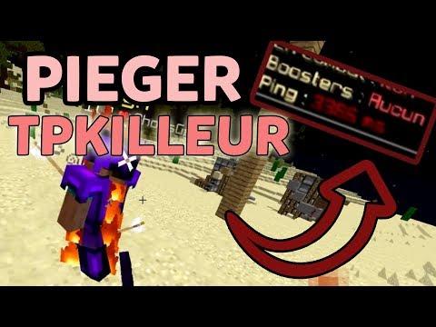 ON PIEGE DES TPKILLEURS MAIS ILS NOUS DDOS POUR NOUS KILL !!! | KRYPTONIA #18