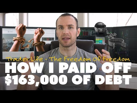 How I Paid Off $163,000 of Debt