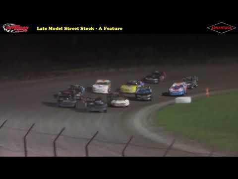 Late Model Street Stock -- 8/12/17 -- Park Jefferson Speedway