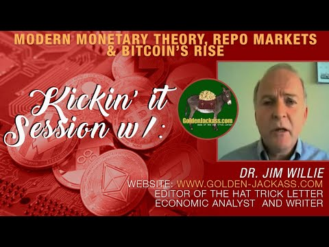 NEW: Jim Willie Talks Actual Reason For Repo Market Blow Up, Bitcoin Explosion & Surprises!