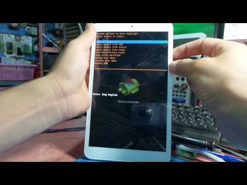 alcatel one touch p320x hard reset