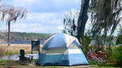 The Best Camping Spot In Florida