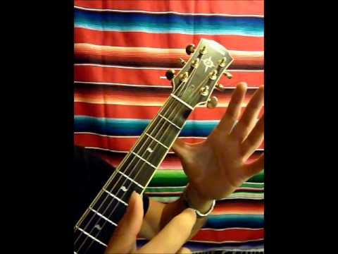 How to play Beginner Guitar Chords - the secret to arching your fingers