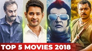 Top 5 Movies in All Languages of 2018 by Galatta!