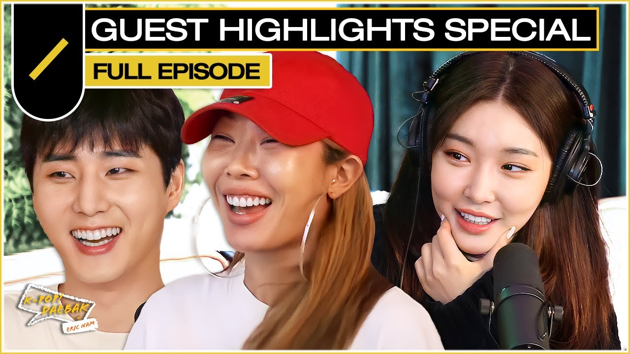 Best Moments of Jessi, Chungha, DAY6's Young K, SECRET NUMBER's Denise, & More! | KPDB Ep. #121