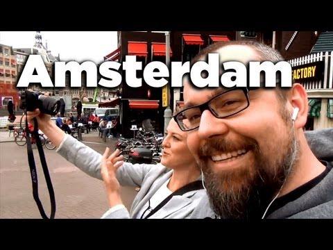 Rockowe Podróże - Amsterdam: Rowery, śledzie i dobra zakazane