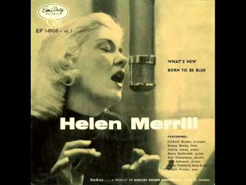 Helen Merrill with Quincy Jones Sextet - What's New?