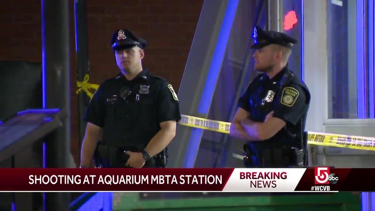 MBTA station shooting under investigation