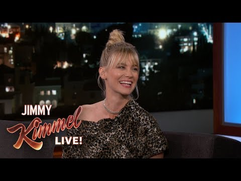 Will Forte Farted on January Jones