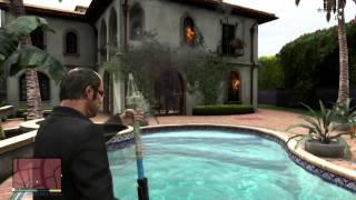 GTA V - Stop firing rockets at my house!