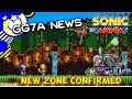 SONIC MANIA PLUS SPOILERS: ANGEL ISLAND ZONE CONFIRMED, NEW STORY & MORE?!