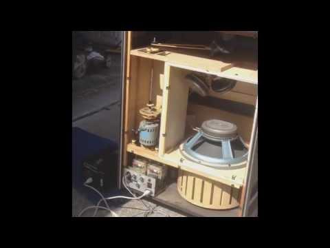 .: Sharma 5000 - high-power rotating organ speaker (British Leslie) :.