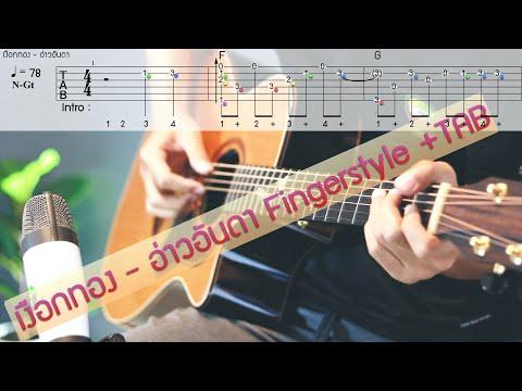 เงือกทอง - อ่าวอันดา Fingerstyle +TAB