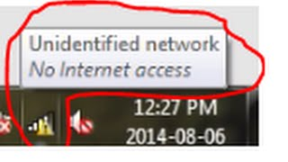 Fix Unidentified Network OR 'No Internet Access' (Limited Acces) In Wi-Fi Network in iball baton. thumbnail