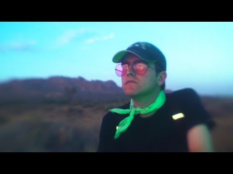 """Dent May - """"Across The Multiverse"""" (feat. Frankie Cosmos) (official music video)"""