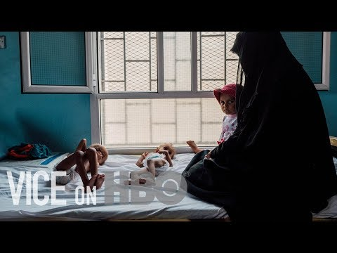 The Escalating Crisis In Yemen | VICE on HBO