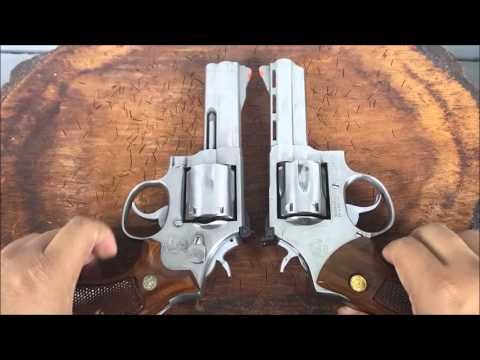 Revolver Shootout Taurus 689 Vs Smith And Wesson 686 357 Magnum