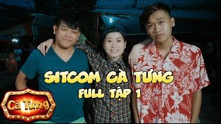 Hài Cà Tưng - Thanh Tân, Lâm Vỹ Dạ, Xuân Nghị (Sitcom Hài 2016) Full HD