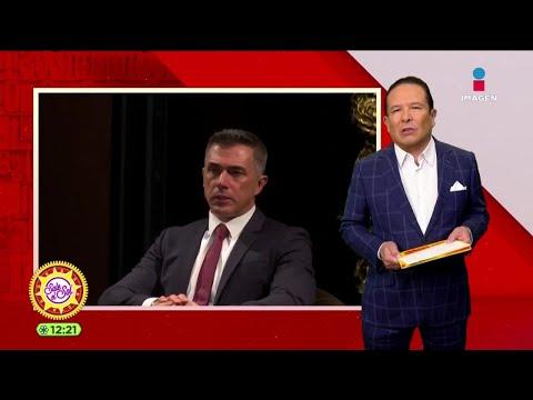 Sergio Mayer: ¿El político que México se merece? | Sale el Sol