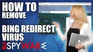 How to remove Bing redirect virus