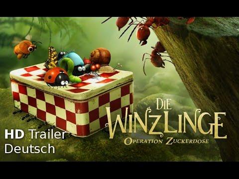 Die Winzlinge - Operation Zuckerdose Stream
