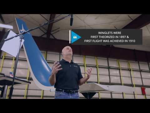 The History of Winglets