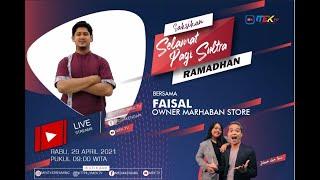 (Live) Selamat Pagi Sultra Ramadhan Bersama Owner ramadhan store