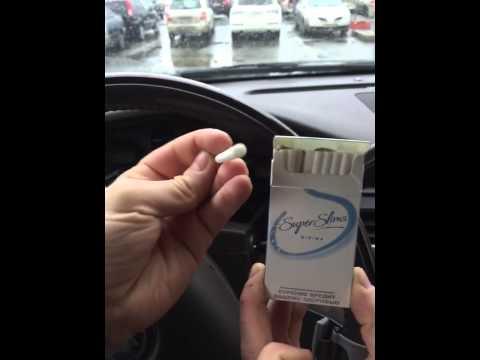Самые лёгкие и безопасные сигареты в мире!