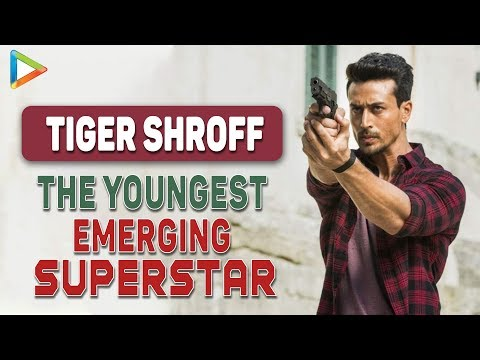 Tiger Shroff - The Youngest Emerging Superstar | WAR | Baaghi 3 | Rambo