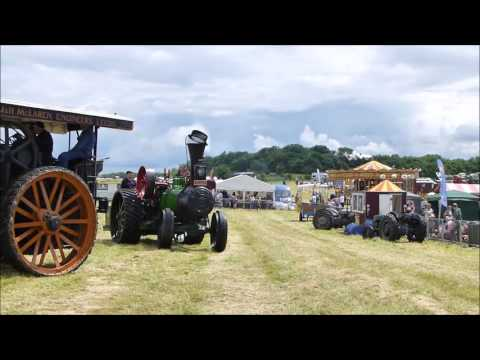 Sheffield Steam and Vintage Club Rally 2016