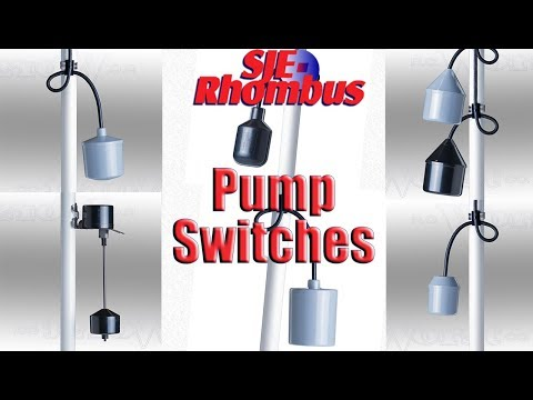 Selecting A Pump Float Switch