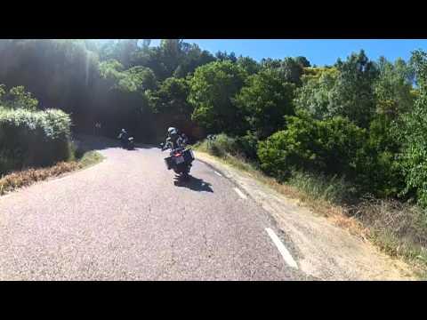 Subiendo a Serranillos - Previa Puertos y Pantanos 2012
