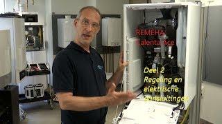 REMEHA Calenta ACE deel 2: regeling