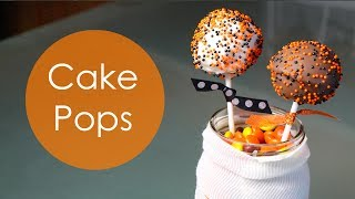 How to make CAKE POPS ♥ Thumbnail