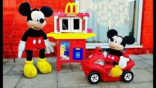 McDonalds Drive Thru Pretend Play Food