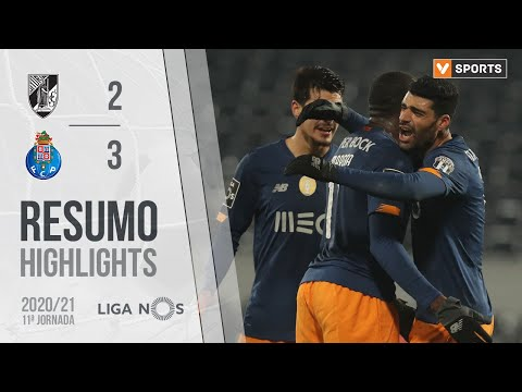 Guimaraes FC Porto Goals And Highlights