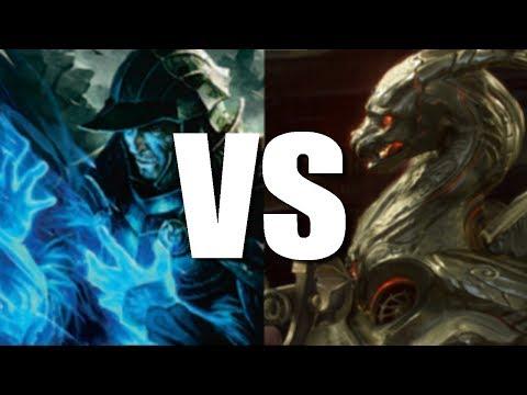 MTGO Gameplay - Dimir Flicker vs Archer-Burn (Pauper)