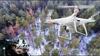 видео Обзор квадрокоптера DJI Phantom 4 Advanced: характеристики, факты